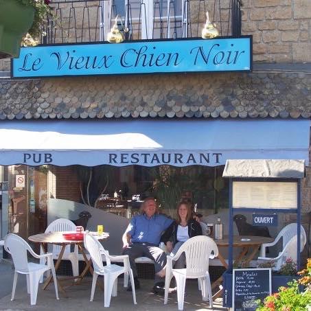 Le vieux chien noir restaurant Evran
