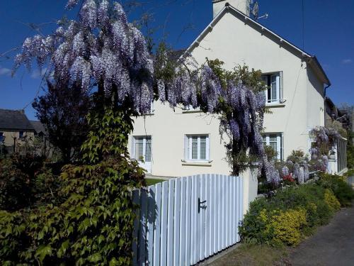 villa fleurie evran