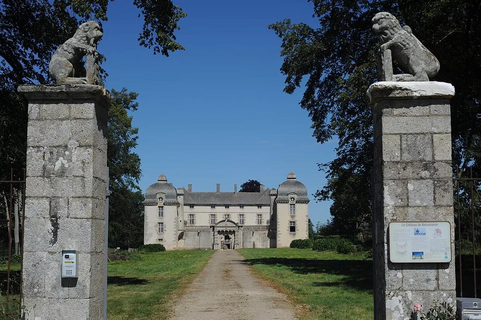 Chateau de Beaumanoir Evran