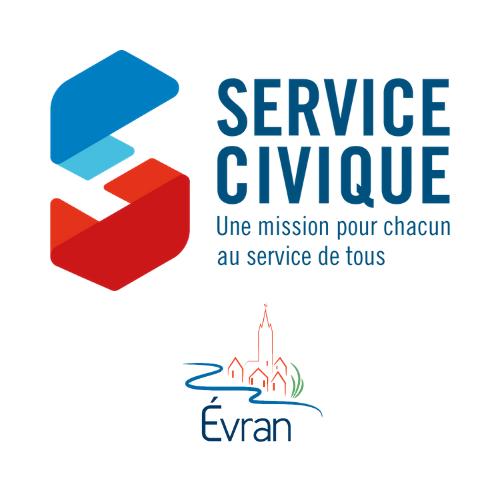 Service civique Evran