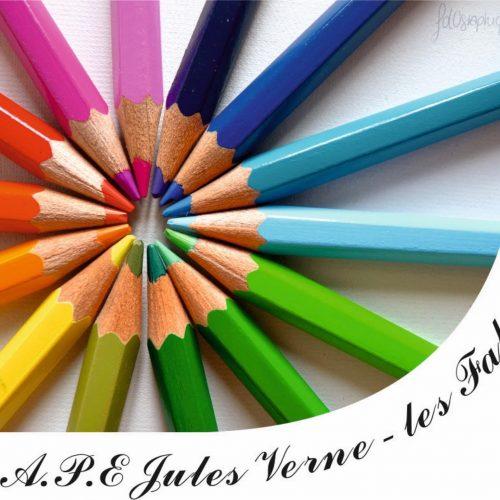 APE Jules Verne logo