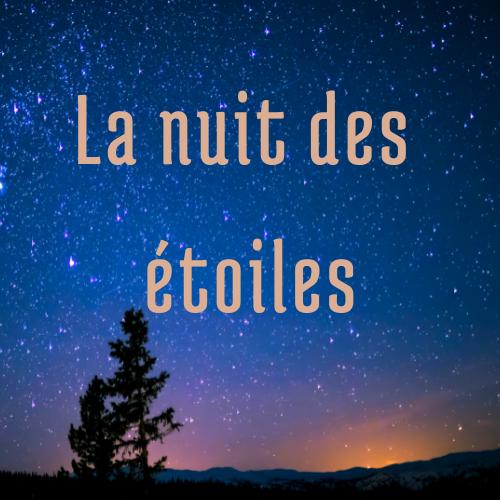 La nuit des étoiles Évran