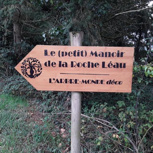 Manoir de la Roche Leau